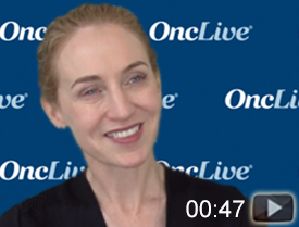 Dr. Long on Including Patients With Melanoma Who Have Brain Mets on Clinical Trials