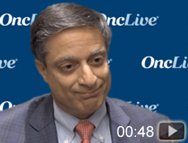 Dr. Lonial on Treating Early Relapse in Multiple Myeloma