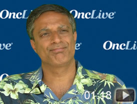 Dr. Lonial on the OPTIMISMM and ELOQUENT-3 Trials in Myeloma
