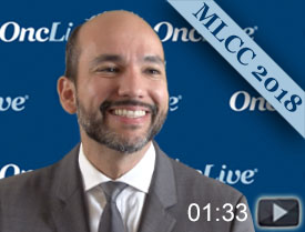 Dr. Lopes Discusses the Importance of Addressing Financial Toxicity in Lung Cancer