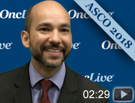 Dr. Lopes on the KEYNOTE-042 Results of Frontline Pembrolizumab in NSCLC