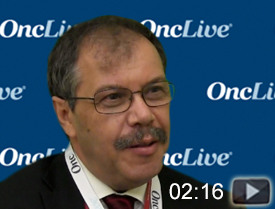 Dr. Lossos on Treatment Approaches in MCL