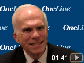 Dr. Anthony on Spartalizumab in NETs