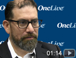 Dr. Diaz on Pembrolizumab for CRC