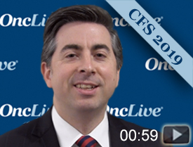 Dr. Luke on Treatment Options in Metastatic Melanoma