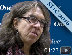 Susan Lutgendorf on Impact of Minimal Support on Patients With Ovarian Cancer