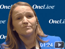 Dr. Lynce on Remaining Questions With PARP Inhibitors in Breast Cancer