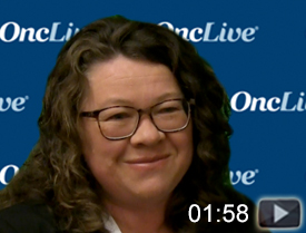 Dr. Bazhenova on Sequencing Beyond Progression in EGFR-Mutant NSCLC