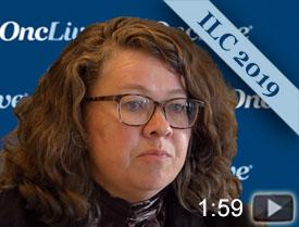 Dr. Bazhenova on New Developments in RET-Rearranged NSCLC
