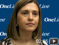 Dr. Mateos on Ixazomib-Lenalidomide-Dexamethasone in Multiple Myeloma
