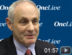 Dr. Atkins on Excitement With Atezolizumab and Bevacizumab in RCC