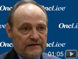 Dr. Birrer on Patient Preferences for Cervical Cancer Treatment