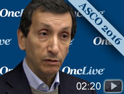 Dr. Cavo on Upfront ASCT in Multiple Myeloma