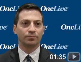 Dr. Davids on Cost Effectiveness of Time-Limited Therapy With Venetoclax/Obinutuzumab in CLL