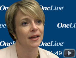 Dr. Melissa Johnson on Atezolizumab in Patients With NSCLC