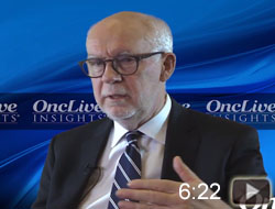 Emerging Therapies: SINE inhibitor & the STORM trial