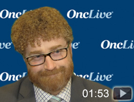 Dr. Orr on Ongoing Biomarker Research in Ovarian Cancer