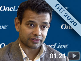Dr. Pal on Cohort Findings of COSMIC-021 Trial in mCRPC