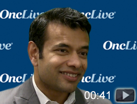 Dr. Pal on Molecular Signatures in Renal Cell Carcinoma