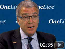 Dr. Soberman on Theme of Next-Generation Multidisciplinary Care for Patients With Cancer