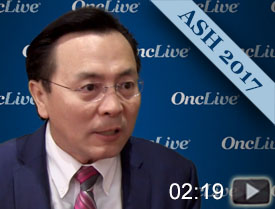 Dr. Wang on Acalabrutinib Activity in Mantle Cell Lymphoma