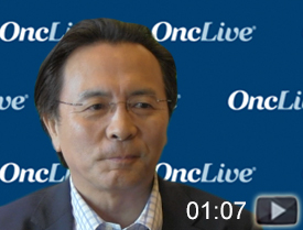 Dr. Wang on Addition of Acalabrutinib to Bendamustine/Rituximab in MCL