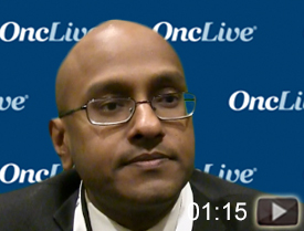 Dr. Mahipal on Maintenance Therapy in CRC