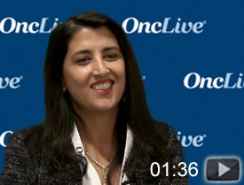 Dr. Mahtani on the Use of CDK 4/6 Inhibitors in Metastatic ER+ Breast Cancer
