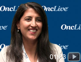 Dr. Mahtani on TEXT and SOFT Trial Data in HR+ Breast Cancer