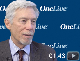 Dr. Maloney on Future Treatment With CAR T-Cell Therapy