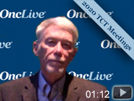 Dr. Maloney on the Value of CAR T Cells in Relapsed/Refractory Aggressive Lymphomas