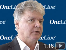 Dr. Welslau on Financial Savings of Biosimilar Rituximab in DLBCL