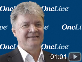 Dr. Welslau on REFLECT Interim Safety Analysis in DLBCL