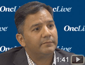 Dr. Patel on Ongoing Immunotherapy Research for NSCLC