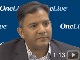 Dr. Patel on Choosing Immunotherapy Drugs for NSCLC