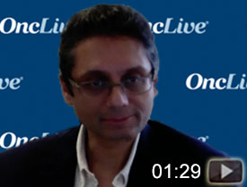 Dr. Shah on the Role of Immunotherapy in Gastroesophageal Cancer