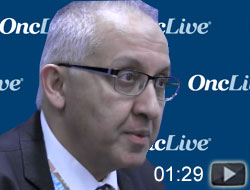 Dr. Mirza on Niraparib Efficacy Across Ovarian Cancer Subgroups