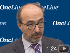 Dr. Hidalgo Medina on Neoadjuvant Therapy in Pancreatic Cancer