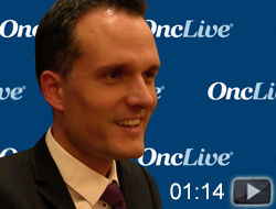 Dr. Albertsmeier on Radiation Therapy for Soft Tissue Sarcoma