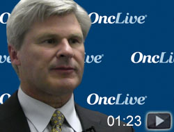Dr. Socinski on Challenges Facing Immunotherapy Combinations