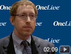 Dr. Stein on Trials Investigating Biomarkers in Prostate Cancer