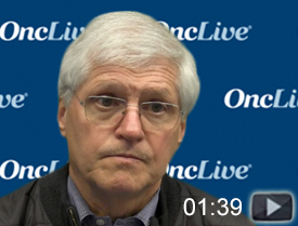 Dr. Kris on Predicting Benefit With Osimertinib in EGFR+ NSCLC