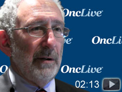 Dr. Markman on Timing of BSO in Patients With Ovarian Cancer