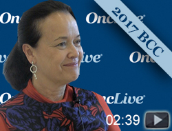 Dr. Piccart on the Importance of De-Escalation in Early Breast Cancer