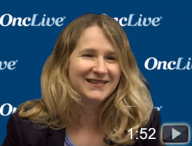 Dr. Fidler on Novel Chemotherapy Strategies in Nonsquamous NSCLC