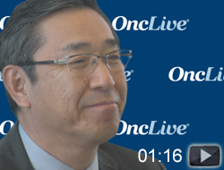 Dr. Terashima on Future of Bursectomy and Omentectomy for Gastric Cancer
