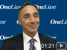 Dr. Mason on the Intersection of Surgery and Biomarkers in NSCLC