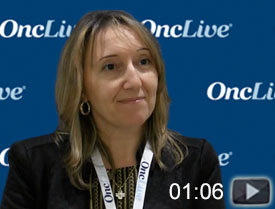 Dr. Massarelli on First-Line ALK+ NSCLC Treatment