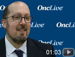 Dr. Matasar on Antibody-Drug Conjugates in B-Cell Malignancies
