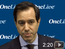 Dr. Galsky on Maintenance Pembrolizumab in Urothelial Cancer